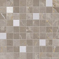 Allure Grey Beauty Mosaic/Аллюр Грей Бьюти Мозаика 31,5x31,5